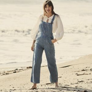 Dôen Myrtle Overall in Antibes Wash NWT